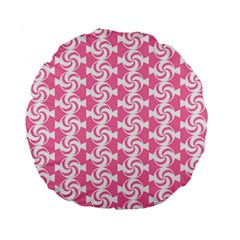 Cute Candy Illustration Pattern For Kids And Kids At Heart Standard 15  Premium Round Cushions