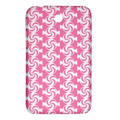 Cute Candy Illustration Pattern For Kids And Kids At Heart Samsung Galaxy Tab 3 (7 ) P3200 Hardshell Case