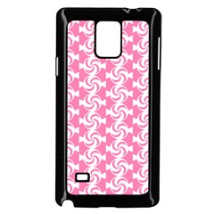 Cute Candy Illustration Pattern For Kids And Kids At Heart Samsung Galaxy Note 4 Case (black)