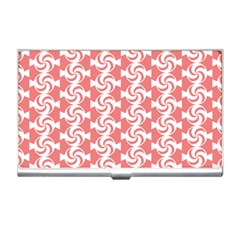 Candy Illustration Pattern  Business Card Holders