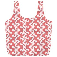 Candy Illustration Pattern  Full Print Recycle Bags (l)