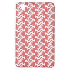 Candy Illustration Pattern  Samsung Galaxy Tab Pro 8 4 Hardshell Case