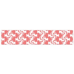 Candy Illustration Pattern  Flano Scarf (small)