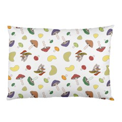 Mushrooms Pattern Pillow Cases (Two Sides)