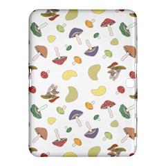 Mushrooms Pattern Samsung Galaxy Tab 4 (10.1 ) Hardshell Case