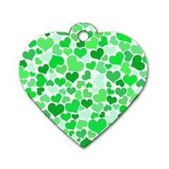 Heart 2014 0913 Dog Tag Heart (two Sides)