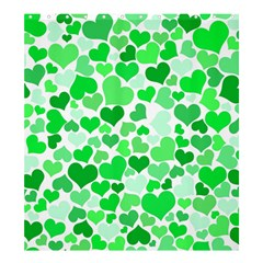 Heart 2014 0913 Shower Curtain 66  x 72  (Large)