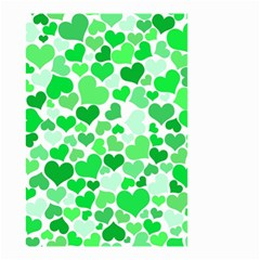 Heart 2014 0913 Small Garden Flag (Two Sides)