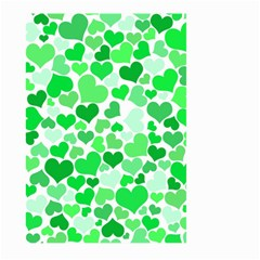 Heart 2014 0913 Large Garden Flag (Two Sides)