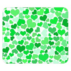 Heart 2014 0913 Double Sided Flano Blanket (small)
