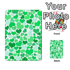 Heart 2014 0914 Multi-purpose Cards (Rectangle)