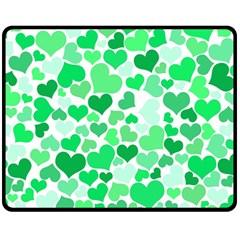 Heart 2014 0914 Fleece Blanket (Medium)