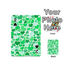 Heart 2014 0914 Playing Cards 54 (Mini)