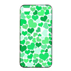 Heart 2014 0914 Apple iPhone 4/4s Seamless Case (Black)