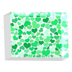 Heart 2014 0914 5 x 7  Acrylic Photo Blocks