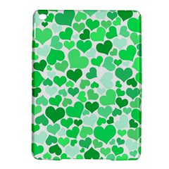 Heart 2014 0914 iPad Air 2 Hardshell Cases
