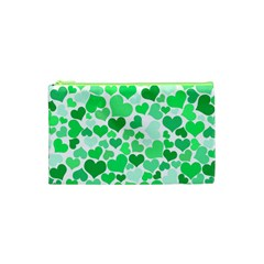 Heart 2014 0914 Cosmetic Bag (xs)