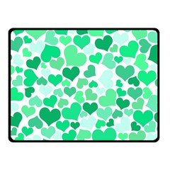 Heart 2014 0915 Fleece Blanket (Small)