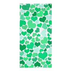 Heart 2014 0915 Shower Curtain 36  x 72  (Stall)