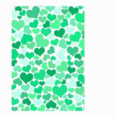 Heart 2014 0915 Small Garden Flag (two Sides)