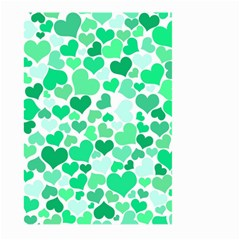 Heart 2014 0915 Large Garden Flag (Two Sides)