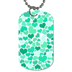 Heart 2014 0916 Dog Tag (one Side)