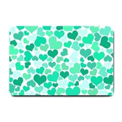 Heart 2014 0916 Small Doormat