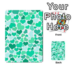 Heart 2014 0916 Multi-purpose Cards (Rectangle)