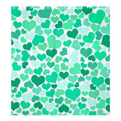 Heart 2014 0916 Shower Curtain 66  x 72  (Large)