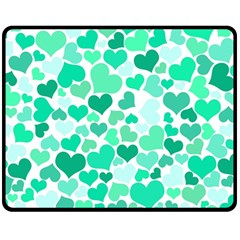 Heart 2014 0916 Fleece Blanket (medium)
