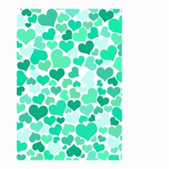 Heart 2014 0916 Small Garden Flag (two Sides)