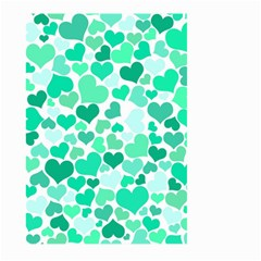 Heart 2014 0916 Large Garden Flag (Two Sides)