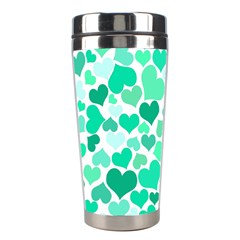 Heart 2014 0916 Stainless Steel Travel Tumblers