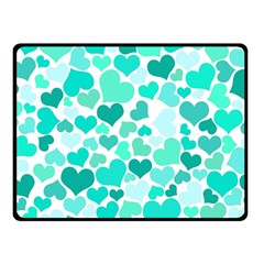 Heart 2014 0917 Fleece Blanket (Small)