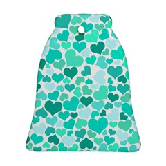 Heart 2014 0917 Bell Ornament (2 Sides)