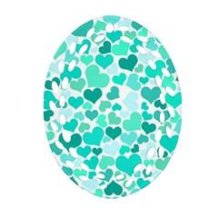 Heart 2014 0917 Ornament (Oval Filigree)