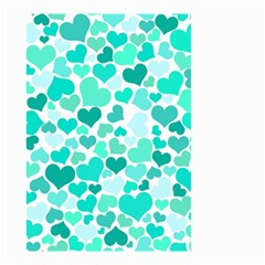 Heart 2014 0917 Small Garden Flag (Two Sides)