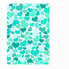 Heart 2014 0917 Large Garden Flag (Two Sides)