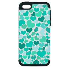 Heart 2014 0917 Apple Iphone 5 Hardshell Case (pc+silicone)