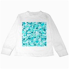Heart 2014 0918 Kids Long Sleeve T-Shirts
