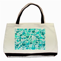 Heart 2014 0918 Basic Tote Bag