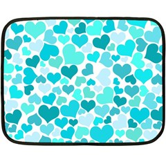 Heart 2014 0918 Fleece Blanket (Mini)