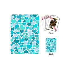 Heart 2014 0918 Playing Cards (mini)