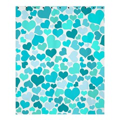 Heart 2014 0918 Shower Curtain 60  x 72  (Medium)