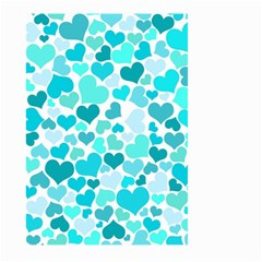 Heart 2014 0918 Large Garden Flag (Two Sides)