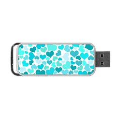 Heart 2014 0918 Portable USB Flash (One Side)