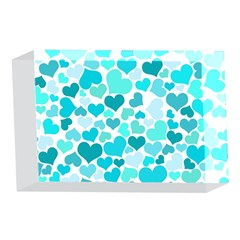 Heart 2014 0918 4 x 6  Acrylic Photo Blocks