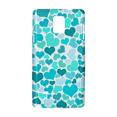 Heart 2014 0918 Samsung Galaxy Note 4 Hardshell Case