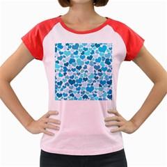 Heart 2014 0919 Women s Cap Sleeve T-Shirt