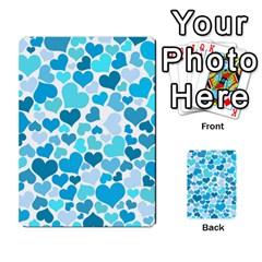Heart 2014 0919 Multi Purpose Cards (rectangle)
